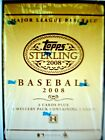 2008 TOPPS STERLING UNOPENED BOX