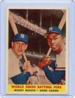 Ultimate Guide to 1950s Mickey Mantle Topps and Bowman Cards 32
