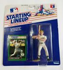 1989 Starting Lineup Carney Lansford #4 Oakland A's MLB Kenner Action Figure