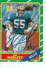 1986 Topps Football Cards 5