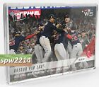 2018 Topps Now Boston Red Sox World Series Champions Set 16