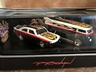 2010 Hot Wheels Japan Convention VW Drag Bus 65 Fastback ONLY1500 Volkswagen RLC