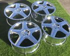 21 Mercedes Benz R350 ML350 ML550 AMG Wheels Rims Factory OEM Chrome