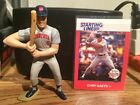 Gary Gaetti Starting Lineup 1988 Kenner SLU MLB Figure W/ Card Complete 88 Mint