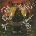 Huntress - Spell Eater + 1 CD (Autographed by all 5 Band Members) Jill Janus