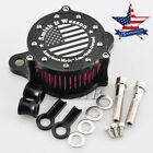 Flag Air Cleaner Intake Filter for Harley Sportster XL883 1200 48 04 16 US