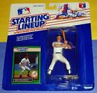 1989 MIKE PAGLIARULO New York Yankees NM- Rookie -FREE s/h sole Starting Lineup