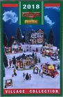 2018 LEMAX Christmas Holiday VILLAGE KMART Brochure Catalog Flyer NEW