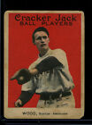1915 Cracker Jack Baseball Cards 10