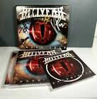 HELLYEAH Undeniable CD Autographed SIGNED! Vinnie Paul PANTERA DAMAGE PLAN DOWN