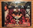 Laaz Rockit - Nothings Sacred (Japan CD - Autographed by Willy Lange + 2 More)