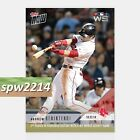 2018 Topps Now Boston Red Sox World Series Champions Set 17