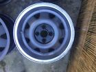 ATS cup deep dish alloy wheels 4x100 Vw Golf Polo Caddy Lupo etc stance