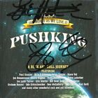 Pushking - The World As We Love It (Autographed by U.D.O. - Eric Martin