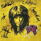 Seks - Harder Than You (Signed by entire band) Norwegian Sleaze Glam Hair Metal