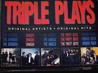 Rock Triple Plays - Dragon, The Angels, Mondo Rock, The Party Boys, The Bombers