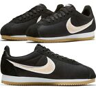 Nike Classic Cortez Premium Sneakers Womens Casual Lifestyle Comfy Shoes