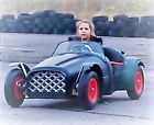 THE EKO SAFETY RACER build a RACING CAR FOR KIDS 5 10yrs VIDEO WITH SOUND