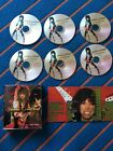 Vinnie Vincent Kiss 6 CD Box Set Demos Outtakes Guitars From Hell 1979-1988
