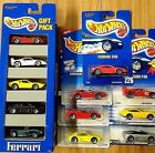 HOT WHEELS LOT OF 12 FERRARIS IN MINT CONDITION F40F50250308GTS  MANY MORE