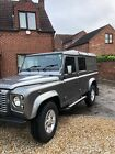Land Rover defender 110 xs utility 2011 6 speed aircon No vat