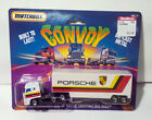 Matchbox Convoy Semi Tractor Trailer Porsche NEW