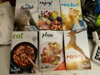 Weight Watchers 2017 Freestyle Welcome Kit 6 books Good condition