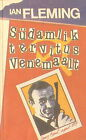 JAMES BOND FROM RUSSIA WITH LOVE IAN FLEMING ESTONIAN ED 1992 IN GOOD CONDITION