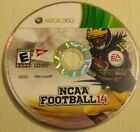 NCAA Football 14 (Microsoft Xbox 360, 2013) - Game Disc Only