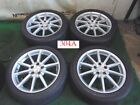 18 ASTON MARTIN V8 VANTAGE DB9 OEM Factory WHEELS Tires 304A b