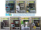 Funko POP Animation Disney The Nightmare Before Christmas Variation Listing