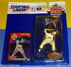 1995 CLIFF FLOYD Montreal Expos Washington Nationals Rookie Starting Lineup