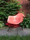 Herman Miller | Eames Salmon Armshell LAX Summit | Mid Century lounge chair