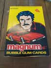 1981 Donruss Magnum P.I. Trading Card Box With 36 Unopened packs (Case Fresh)