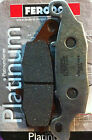 Ferodo FRONT Brake Pads for 1999 Kawasaki VN400 Classic Motorcycle VN 400 Shoes