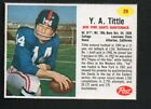 Top 10 Y.A. Tittle Football Cards 18