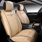 4 Color Auto Car Seat Cover Chair Cushion 5-seats Fits Honda Civic 2010-2016 Bin