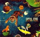Capital Cities - In a tidal wave of mystery [New & Sealed] Digipack CD
