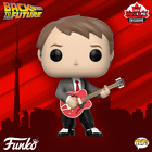 IN HAND BACK TO THE FUTURE MARTY MCFLY FAN EXPO EXCLUSIVE FUNKO POP SOLDOUT RARE