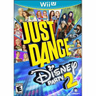 BRAND NEW! Just Dance: Disney Party 2 Nintendo Wii U Factory Sealed - Ships Free