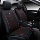 5-seats Car Interior Chair Cushion Seat Cover Mat Kpa Fits Honda Civic 2010-2016