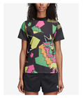 NEW adidas Originals Collective Memories Black Multi Colored Shirt Size Large