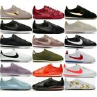 Nike Classic Cortez Sneakers Womens Casual Lifestyle Comfy Shoes