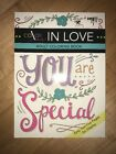 Color Me IN LOVE Adult Coloring Book One Sided Easy Tear Out Pages to display