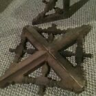 Antique Architectural Five Corbels Porch Brackets Salvaged Pieces Victorian