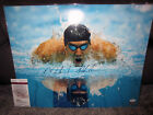 MICHAEL PHELPS Olympic Gold Swimmer SIGNED Autographed 16x20 Photo w JSA COA