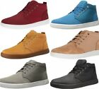 Timberland Mens Groveton LTT Chukka Leather and Fabric Sneaker Size 7 15
