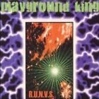 Playground King - R.U.N.V.S. EP (CD / Liquid Suicide / Digital Blasphemy)