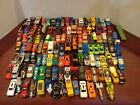 Matchbox an Hotwheels Cars LOT of 126 Old New Vintage to Modern