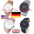 Paul Valentine Watch Luxury Brand Armband Uhr Unisex Rose-gold black Best QL